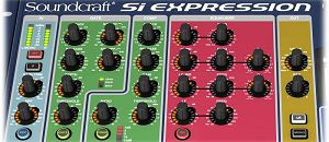 SOUNDCRAFT EXPRESSION 3